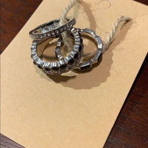 Express Stackable Rings